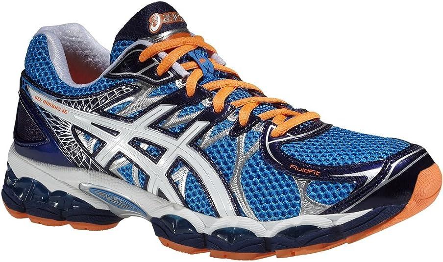 Asics Gel Nimbus 16 Zapatillas de deporte para hombre, color multicolor, talla 47 EU: Amazon.es: Deportes y aire libre