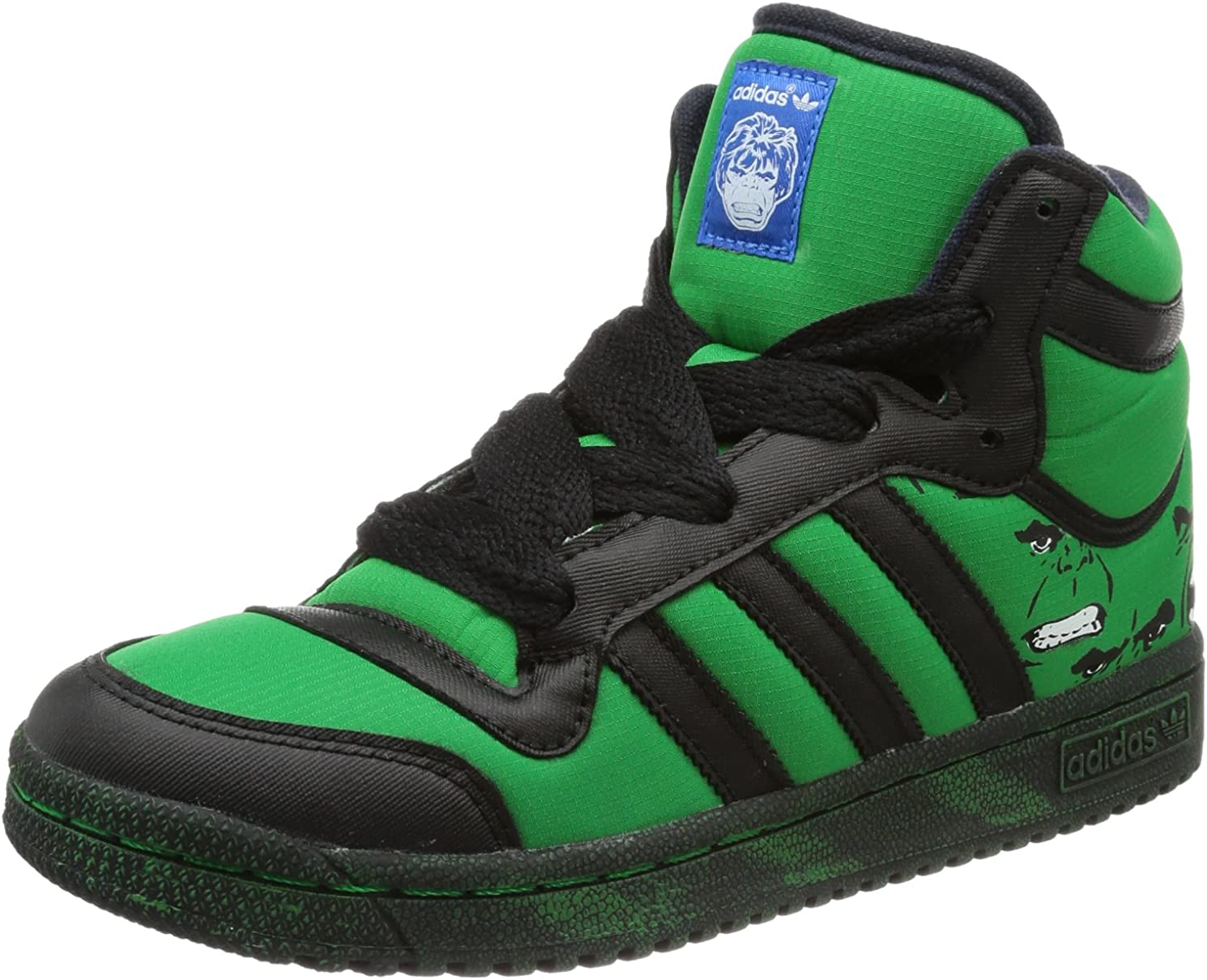 adidas Originals Top Ten Hulk G96049, Jungen Sneaker, Grün