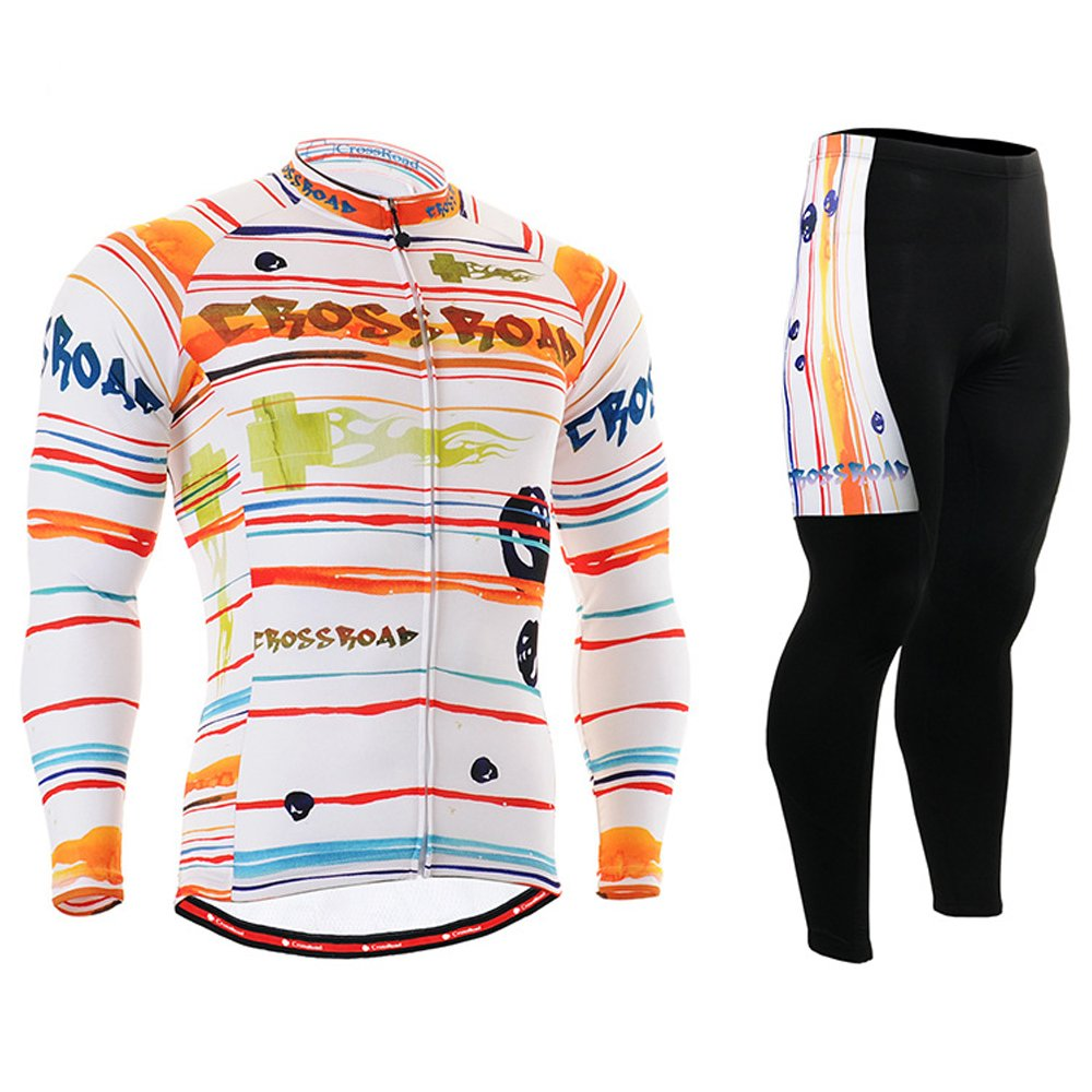 Cycling MTB Motorcycle Workout Compression Sportwear Sport Suit Y99