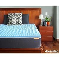Dreamlab Topper 5cm Memory Foam 5 Zonas (Gel, Individual)