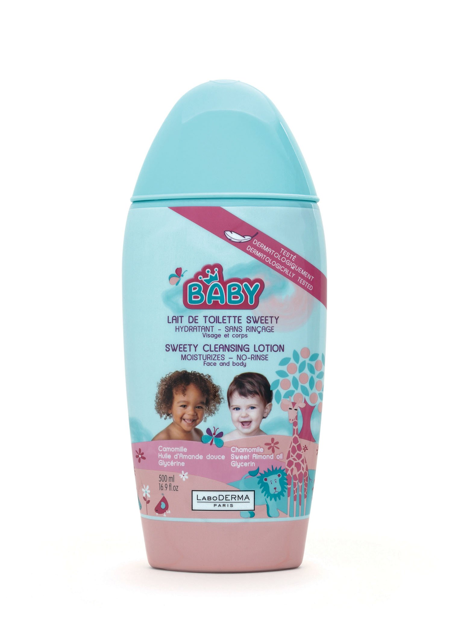 Baby Sweet Cleansing Lotion 500 ml