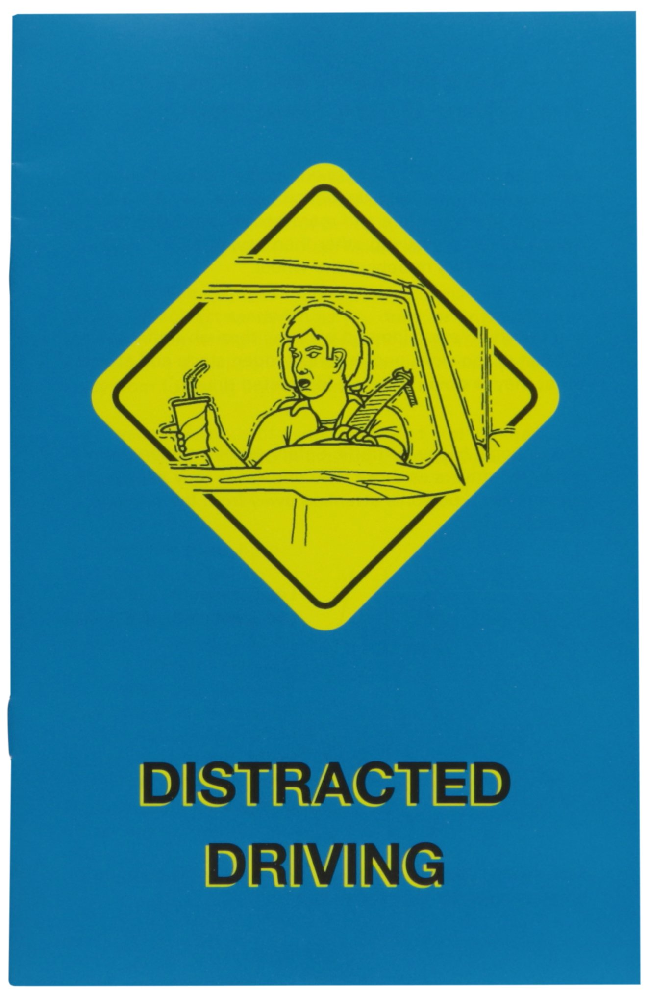 MARCOM Distracted Driving Employee Booklet (Pack of 15)