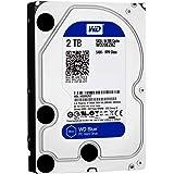 """WD WD20EZRZ Sabit Disk 2 TB Masaüstü Bilgisayar Sata 3 64MB 3.5"""", Mavi"""