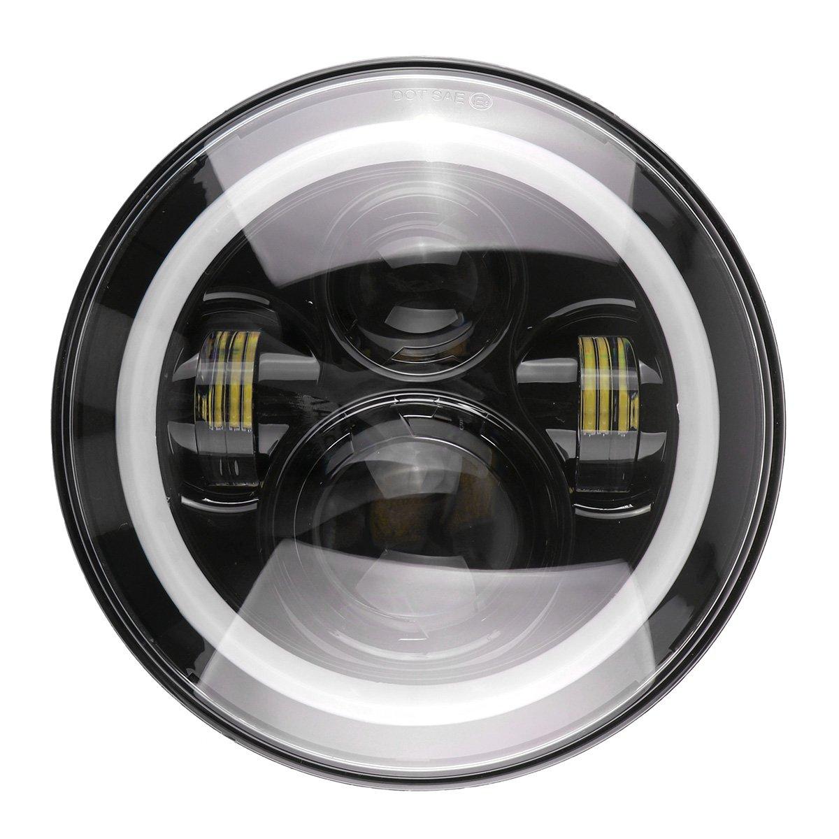 100 Fit 6.8x7.5mm Hole Plastic Clip Push Type Retainer Automotive Bumper Fender