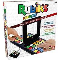 Rubik´s Rubiks Race. ¡Sé el Primero en completar la combinación, Multicolor 72170