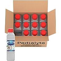 Pedialyte | 30 mEq Solución Oral para Deshidratación por Calor e Insolación | Coco | 500 mL | 12 piezas