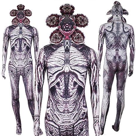 Fira Woo Stranger Things Disfraz de Halloween Demogorgon Horror ...