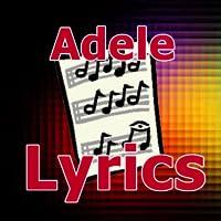 Lyrics for Adele