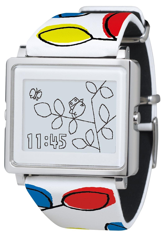 [エプソン スマートキャンバス]EPSON smart canvas OTTAIPNU kaeru no jikan 腕時計 W1-MS10110 B01G57LAKA