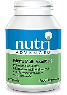Nutri 50mg Multi Essentials Pregnancy 60 Tablets: Amazon co uk