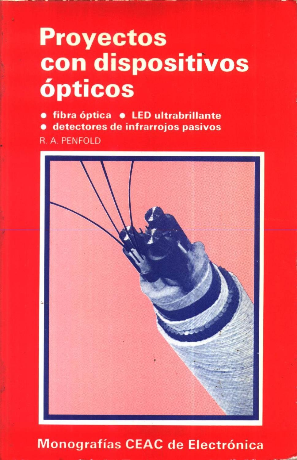 PROYECTOS CON DISPOSITIVOS OPTICOS Hardcover – 2010
