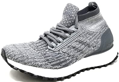 ea0bdea7e adidas Ultraboost All Terrain Shoe - Junior s Running 4 Grey Three Grey Five