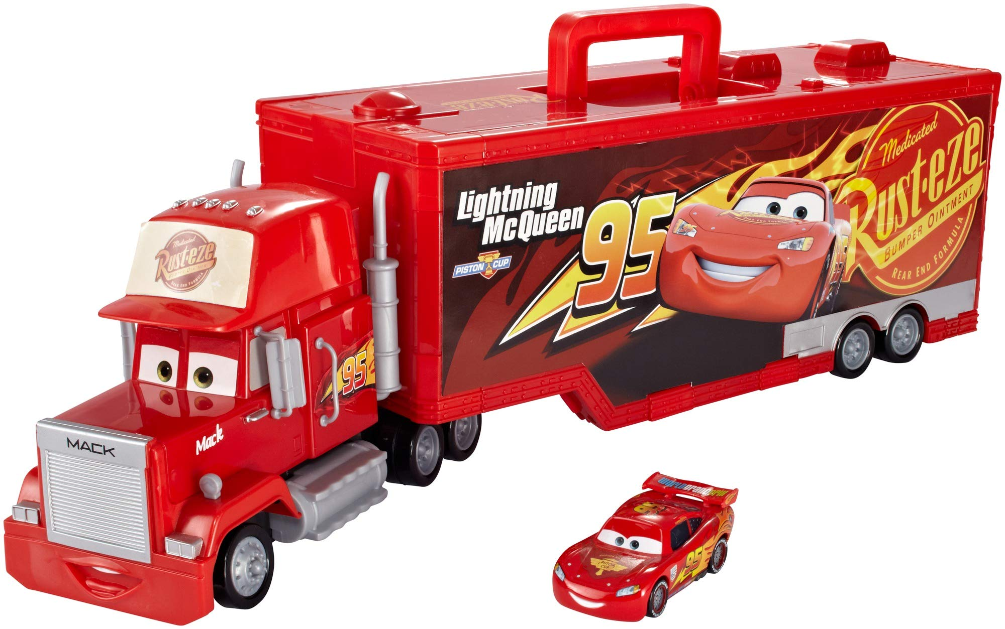 Disney Pixar Cars 3: Mack Portable Playcase