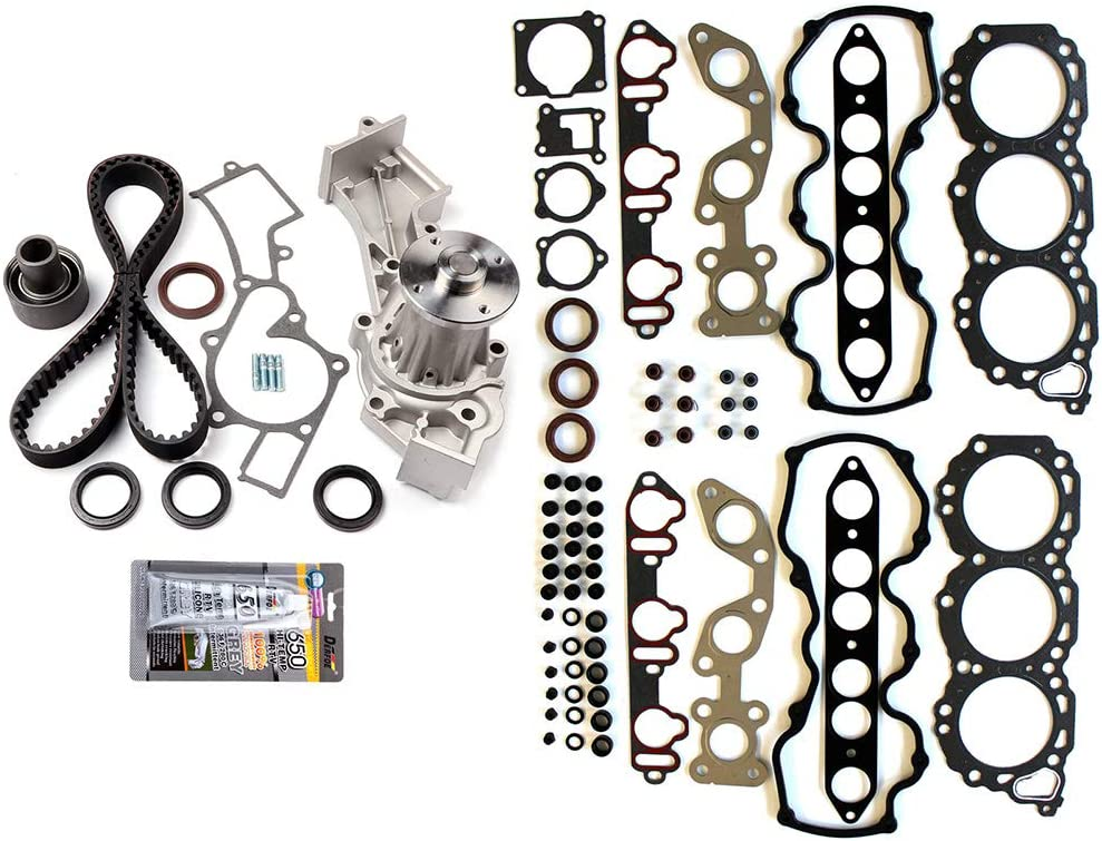 SCITOO Engine Timing Belt and head gasket Kit Fits 1997-2000 ...