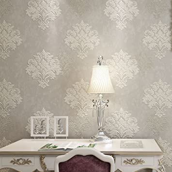 Non Woven Tapeten Glitzer, Luxus Moderne TV Wand Wohnzimmer Schlafzimmer  Und Hotel Wanddeko Design Verdickung