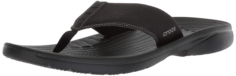 2aec5d8d05a5 Amazon.com  Crocs Men s Bogota Flip  Shoes