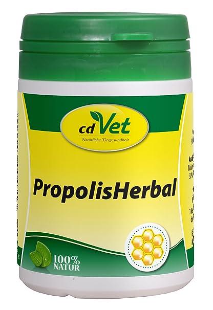 cdVet Naturprodukte PropolisHerbal 45g