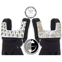 Kaydee Baby ONE Piece Organic Reversible Drool & Teething Pad with Organic Fleece Inner Lining for Ergobaby Carrier…