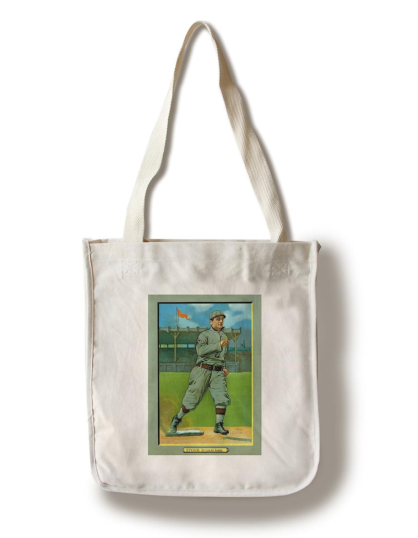 セントルイスBrowns – ジョージストーン – 野球カード Canvas Tote Bag LANT-23116-TT B018418UTE  Canvas Tote Bag