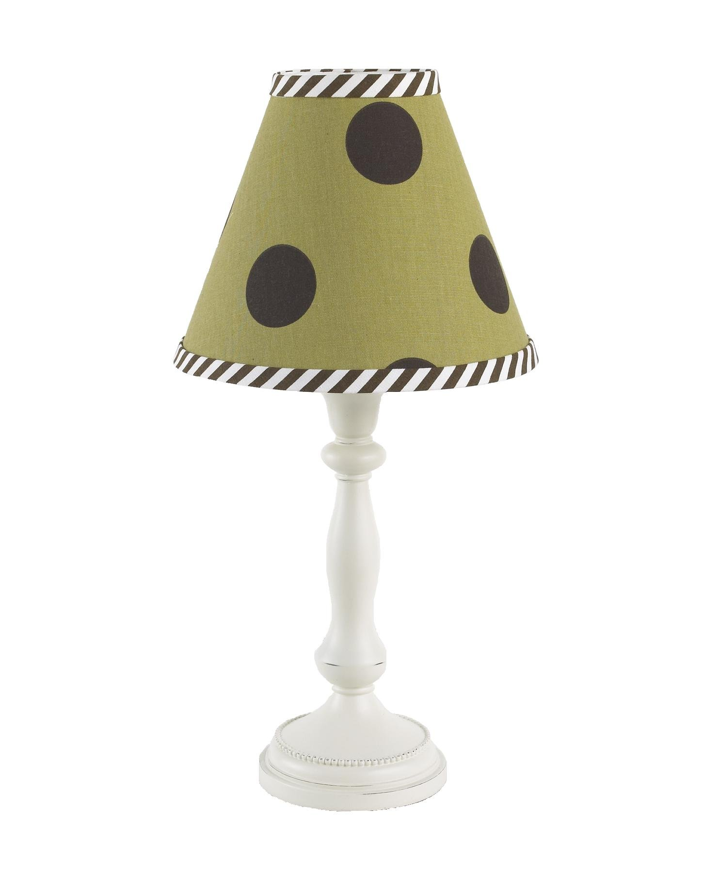 Cotton Tale Designs Aye Matie Standard Lamp and Shade
