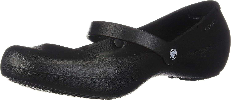 Crocs Women's Alice Work Flat | Women's Flats | Work Shoes for Women
