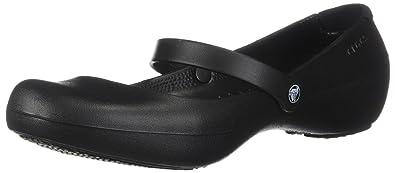 a6150ca7dfb crocs Women s Alice Mary Jane Flat