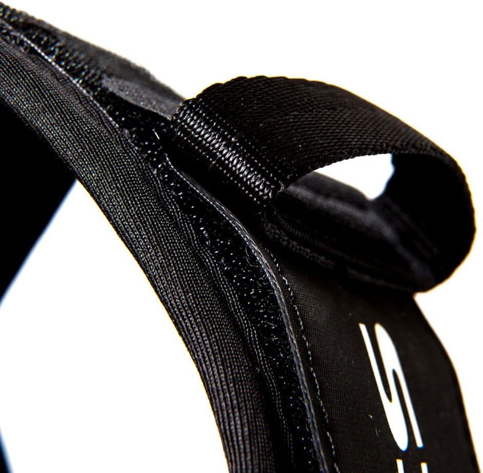 FCS Essential Regular Surf Leash 9 feet Black