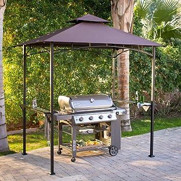 Amazon.com: Nice1159 - Cenador para parrilla, toldo ...