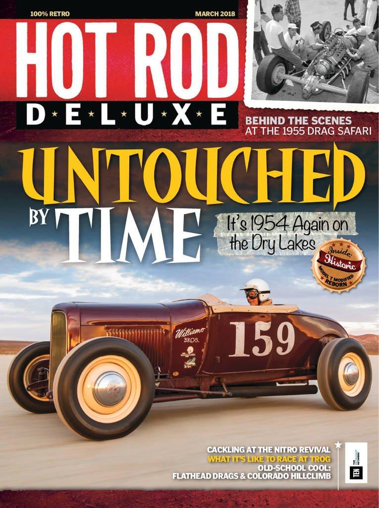 Hot Rod Deluxe: Amazon.com: Magazines