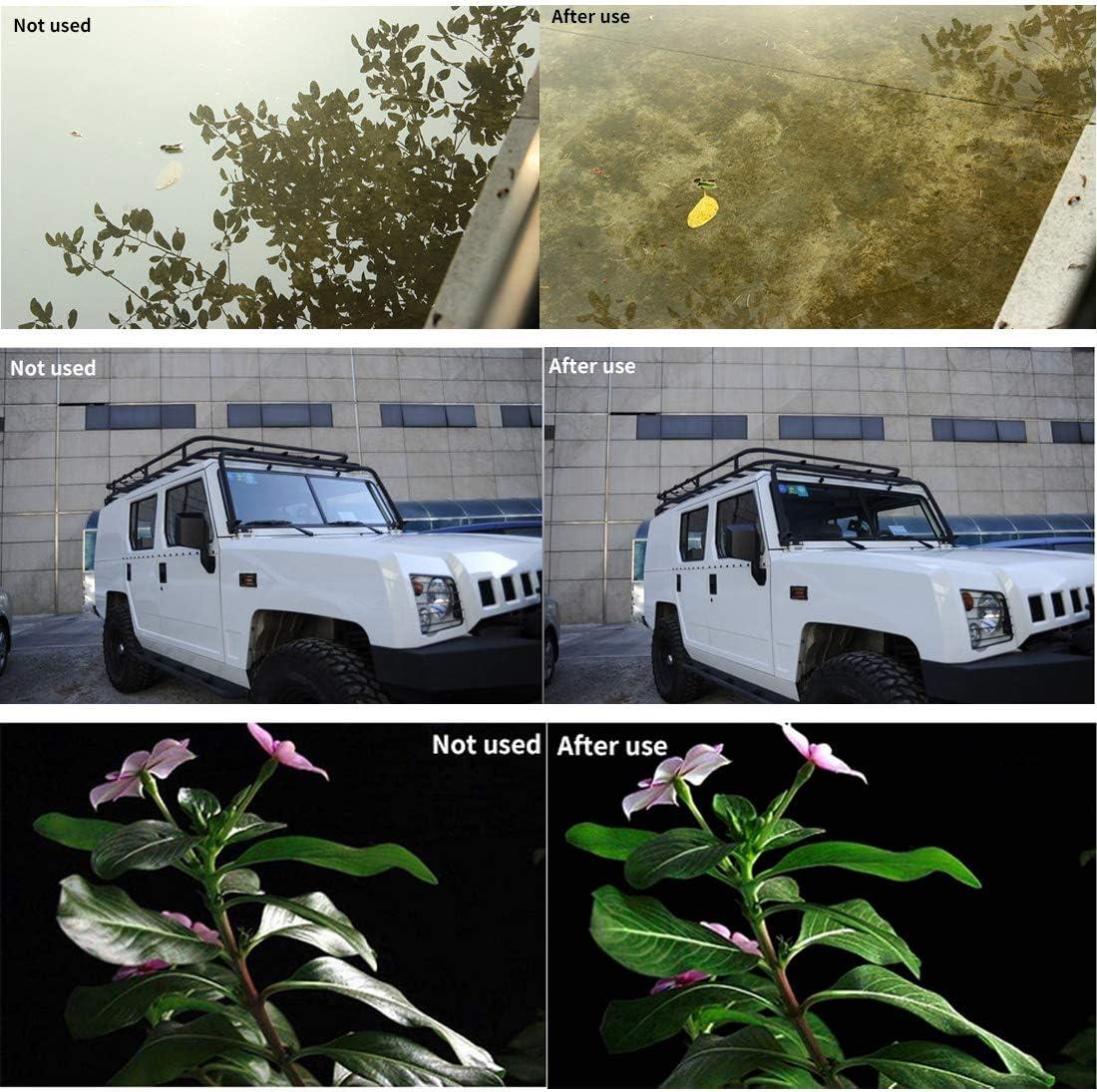 ND2 Wyanlin 4 in 1 HD Drone Star Effect CPL Lens Filter Kits for DJI Phantom 4 Pro Wyanlin ND4