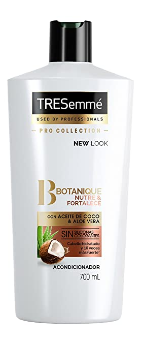 TRESemmé Acondicionador Botanique Coco - 700 ml: Amazon.es: Amazon Pantry