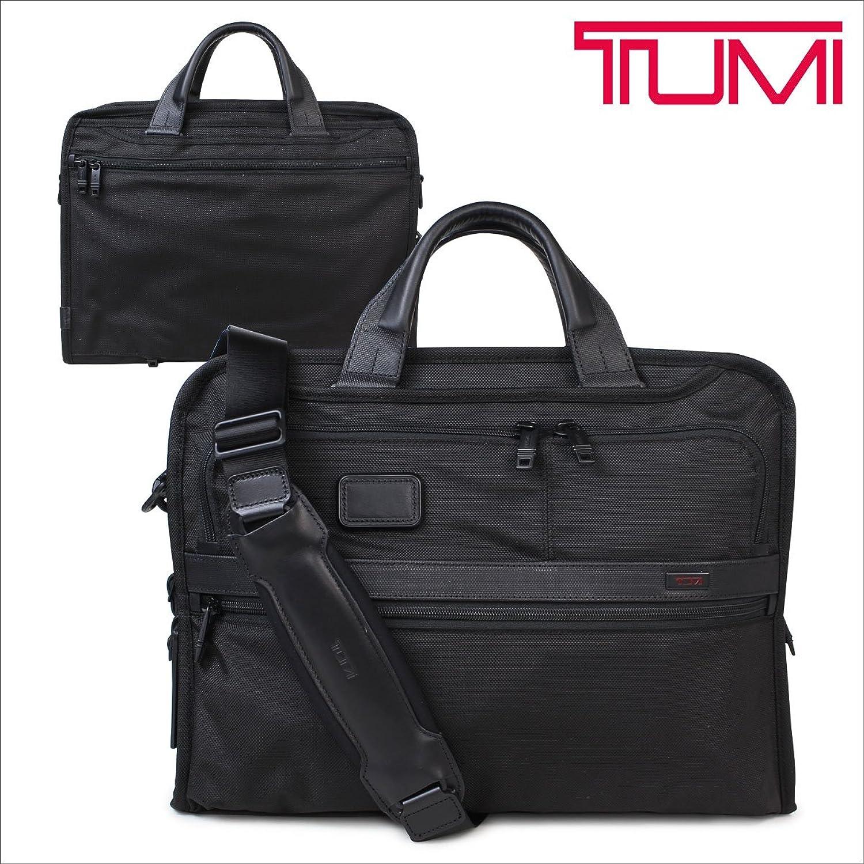 トゥミ ビジネス バッグ メンズ ALPHA2 026108D2 (並行輸入品) B072564FBPブラック