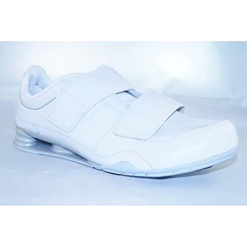 official images most popular exclusive range Nike Shox V Street Rare Trainer White Size: UK 6: Amazon.co ...