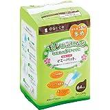 ダッコ dacco 母乳パッド マミーパット 多めタイプ 64枚入(2枚入×32個)
