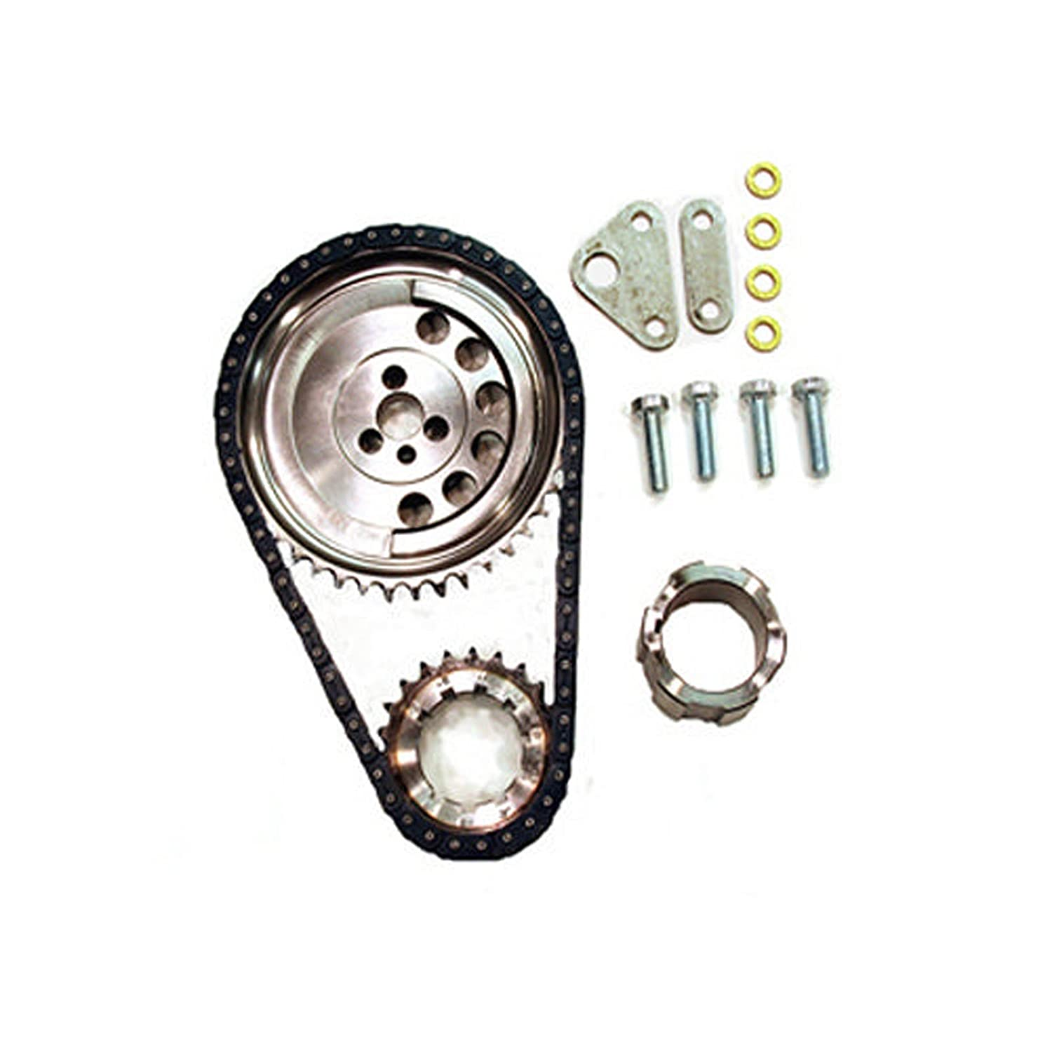 Slp Performance Parts 55003 Double Roller Timing Chain Chevy 350 Tab Location Automotive