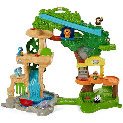 Fisher-Price Little People Share & Care Safari [ Exclusive]: Toys & Games