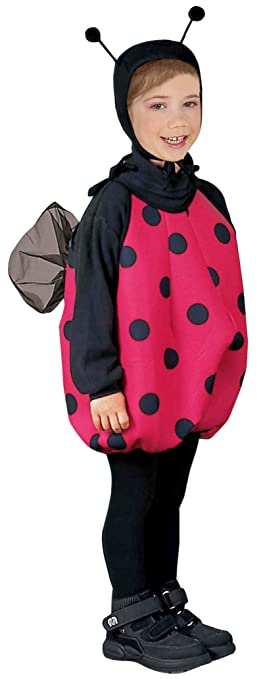 Child's Lady Bug Costume