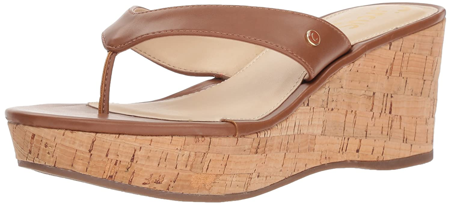 Circus by Sam Edelman Women's Raquel Slide Sandal B076XQ49TQ 8.5 B(M) US|Saddle