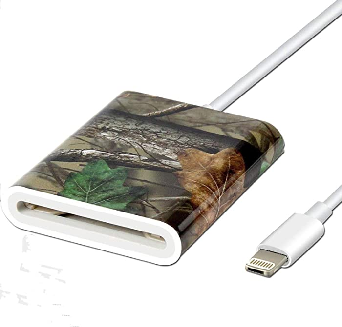 Trail Watcher Trail Camera Viewer SD Card Reader with OTG Function for iPhone iPad Android Phone
