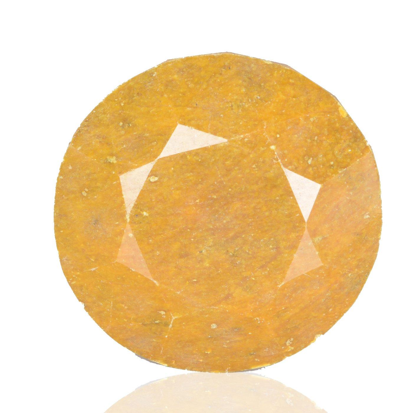 イエローサファイアPear Shape Hugeサイズ天然マダガスカル2523 CT。Loose宝石   B076SHBX22