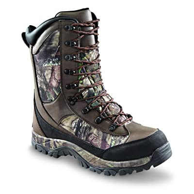 Guide Gear Men's Arctic Hunter II Insulated Waterproof Boots, 2,000 Grams