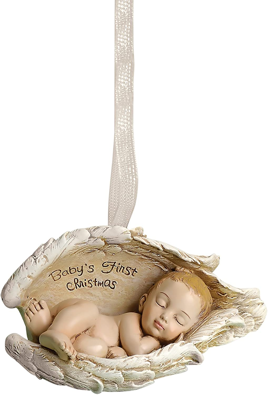 Joseph's Studio by Roman Joseph's Studio Baby's 1st Ornament