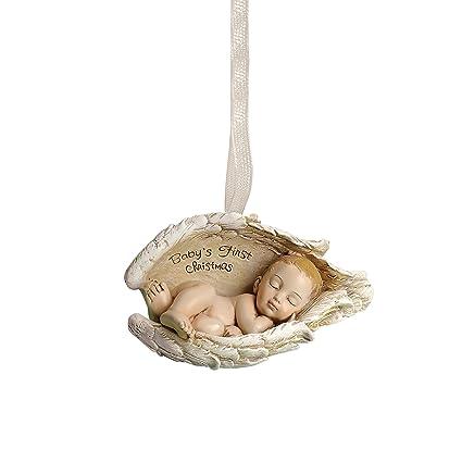 amazon com joseph s studio by roman baby s first christmas hanging