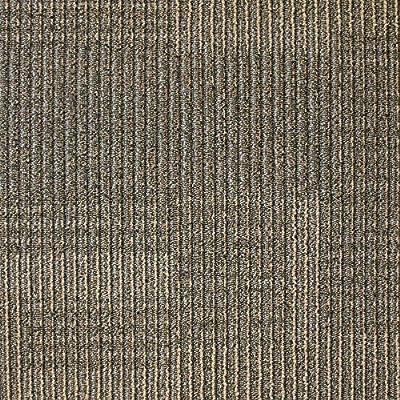 Park Avenue Coffee 19.7 in. x 19.7 in. Carpet Tile (20 PC/Case - 54 sq. ft./Case)