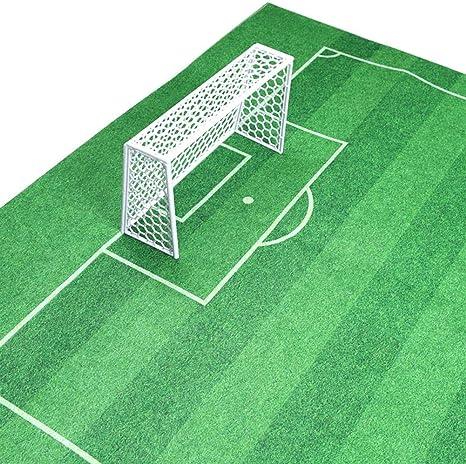 Fútbol controlado por radio RC Robot Juego de fútbol Robot de control remoto inalámbrico de 2.4GHz con 2 objetivos de fútbol y otros accesorios Juguetes de fútbol Regalo para niños niñas: Amazon.es: