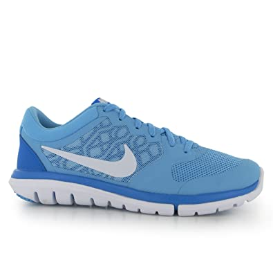 separation shoes e4ab7 4ad72 Nike Flex Run 2015 Laufschuhe Damen - Blau - 35