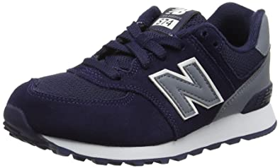 New Balance 574 High Visibility, Sneakers Basses Mixte