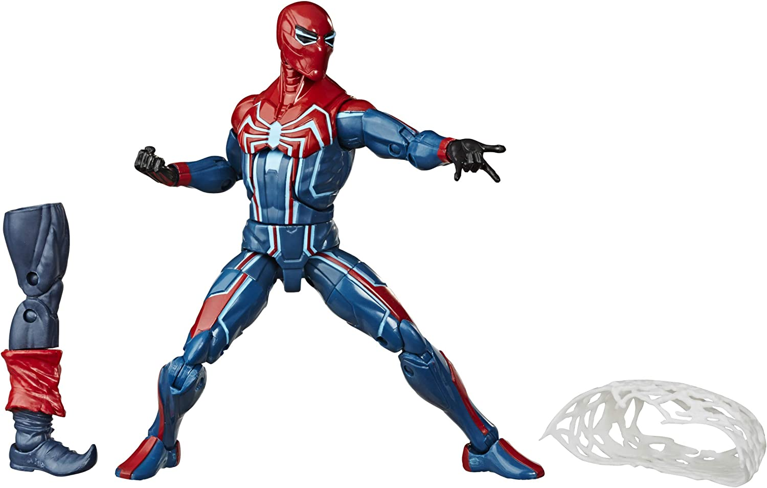 Spider-Man Hasbro Marvel Legends Series 6-inch Collectible Action Figure Velocity Sui