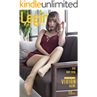 The best leg and feet fetish digital photo magazine legina (Japanese Edition)