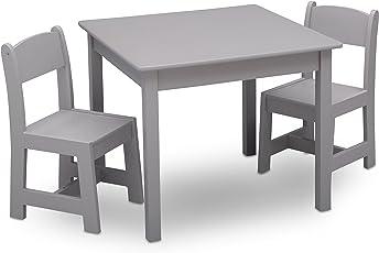Delta Children MySize Table U0026amp; 2 Chairs Set, ...